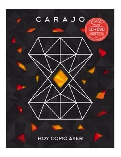 Carajo Hoy Como Ayer Dvd + Cd Nuevo
