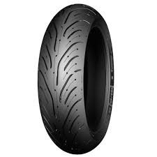 Pneu Traseiro Michelin 190/50-17 Pilot Road 4 73w