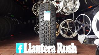 Llanta 245-75-16 Maxtrek Mud Trac Nueva