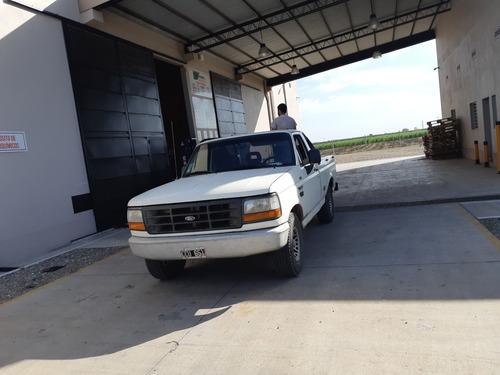 Ford F-100 2.5 I Xl Aa 1998