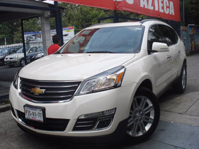 Impecable Camioneta Familiar Chevrolet Traverse Lt 2013