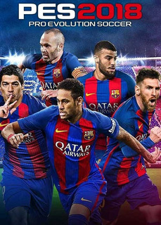Pro Evolution Soccer 2018 (pes2018) Ediciónestándar Steam Pc