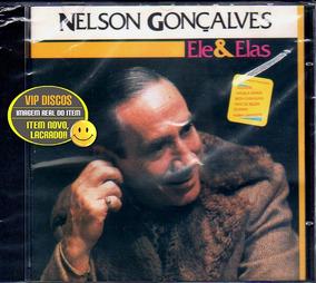 Cd Nelson Gonçalves Ele E Elas C/ Alcione Joanna - Lacrado