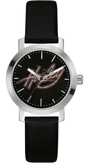 Reloj Harley Davidson Original Glitter 76l175