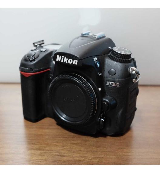 Dsrl Nikon D 7000 Thailand + Lente Tamron 17 - 50 F 2.8 (if)