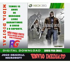 Resident Evil 4 Xbox 360 Roraima Games