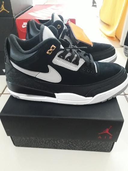 Tênis Nike Air Jordan 3 Tinker