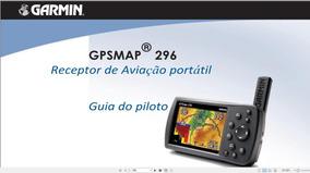 Manual Em Português Do Gpsmap Garmin 296