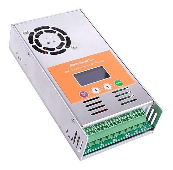 Controlador Carga Solar Mppt 40a 12v/24v/36v/48v Original