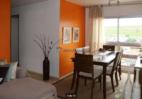 Apartamento Impecável Com Lazer! 900 M 10 Min A Pé Ao Metrô Conceição  - Bi24203