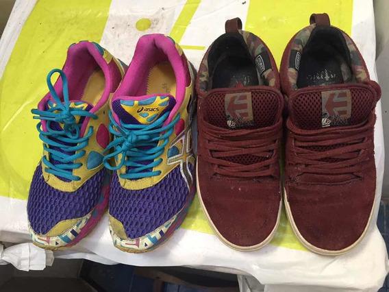 Zapatillas Etnies / Asics
