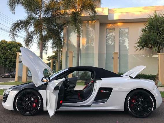 Audi R8 Spyder Spyder V10