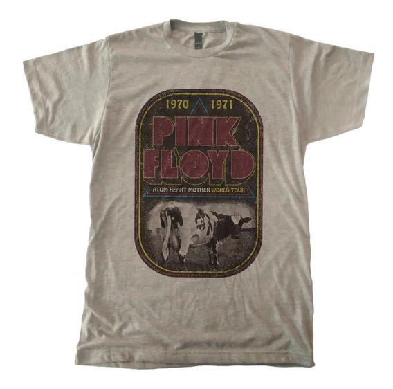 Playera Pink Floyd Atom Hearths Mother