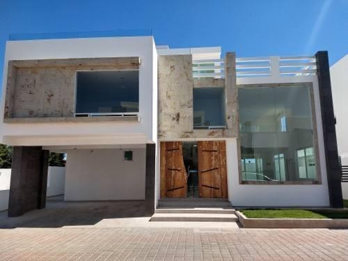 Casa Nuevas En Fraccionamiento, Metepec