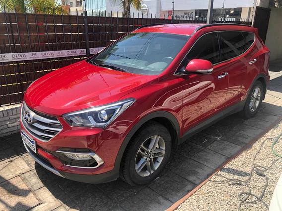 Hyundai Santa Fe 2.4 Gls 7 Pasajeros 13.000 Kms Nueva!!