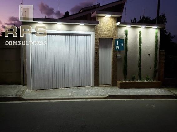 Casa Térrea Para Venda Em Atibaia Jardim Paulista - Atibaia - Ca00653 - 34370955