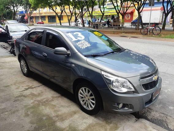 Cobalt 2013 Ltz !!! Motor 1.4 Top De Linha !!!