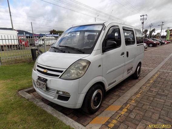 Chevrolet N200 Van 1.2cc Mt Sa