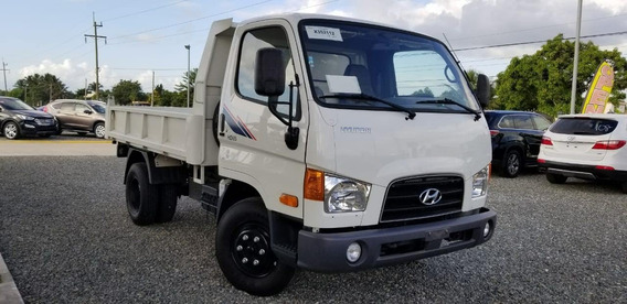 Hyundai Hd65 Blanco 2018
