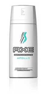 Desodorante Axe Seco Apollo Antitranspirante X 152ml