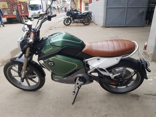 Moto Electrica Super Soco