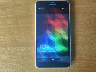 Smartphone Microsoft Lumia 640xl Dualsim Tela 5.7 1gb 13mp