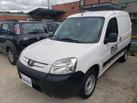 Peugeot Partner Cargo 1.6 Die 2019 Etm630