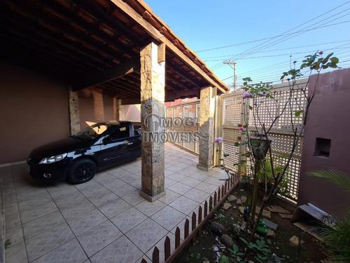 Imagem 1 de 15 de Casa Para Venda Em Mogi Das Cruzes, Vila Oliveira, 3 Dormitórios, 1 Suíte, 3 Banheiros, 2 Vagas - So564_2-1193080
