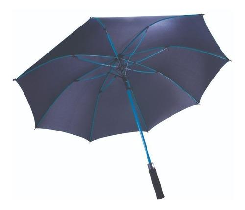 Imagen 1 de 5 de Paraguas Ultra Resistente Con Marco