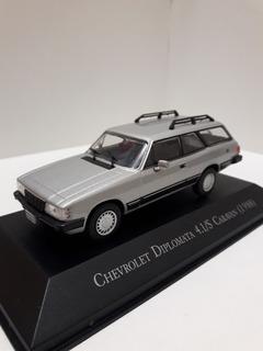 Miniatura Caravan Diplomata 1988