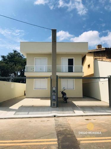 Casa À Venda Em Atibaia Com 4 Dormitórios - Cs107