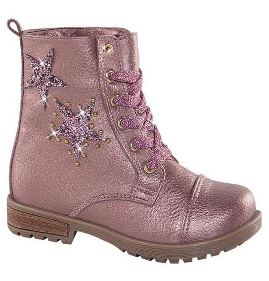 Zapato Girl Brillo Estrellas Cuarzo Diversion Peque