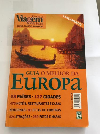 Guia O Melhor Da Europa Viagem E Turismo