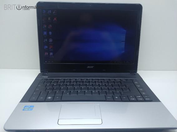 Notebook Acer E1-471 - Core I3 - 4gb - 240gb Ssd #342