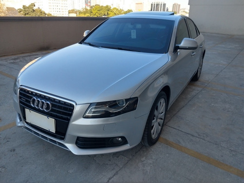 Imagem 1 de 15 de Audi A4 3.2 Fsi V6 2009 Top De Linha, Muito Novo, Guardian