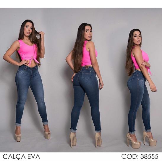 Calça Jeans Darlook Eva Lançamento Ref 38555