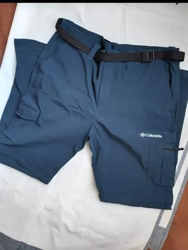 Pantalon Secado Rapido Hombre Senderismo Trekking Nocolumbia Mercado Libre