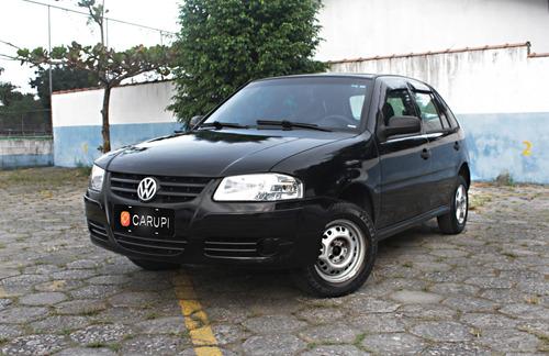 Imagem 1 de 14 de  Volkswagen Gol Black 1.0 Vht (flex)