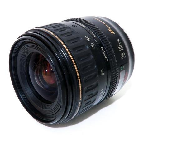 Lente Objetiva Canon Ef 28-80mm F/3.5-5.6 Usm