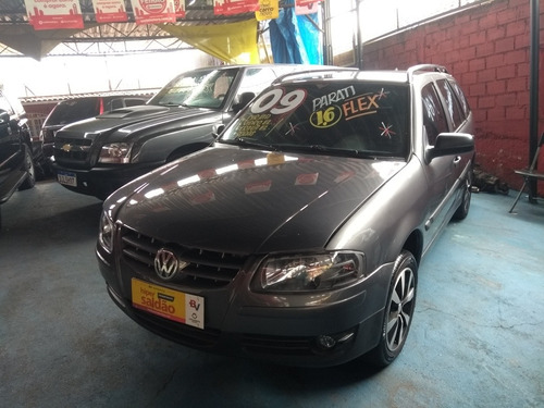 Volkswagen Parati 2009 1.6 Total Flex 5p