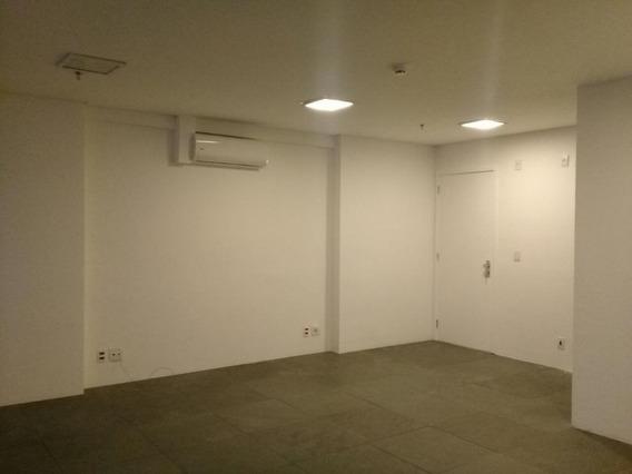 Sala Para Alugar, 41 M² - Centro - Diadema/sp - Sa4292