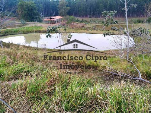 Imagem 1 de 30 de Sítio À Venda No Bairro Rio Acima - Guaratinguetá/sp - St099