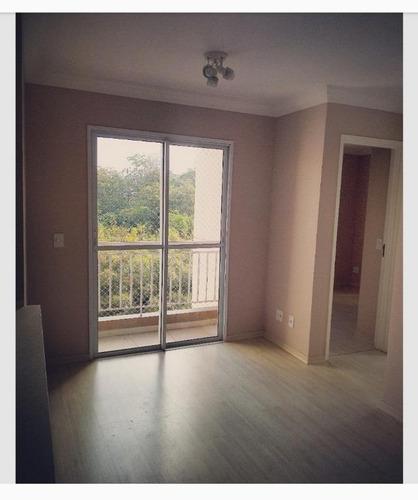 Imagem 1 de 6 de Apartamento Com 2 Dormitórios À Venda, 44 M² Por R$ 275.000 - Chácara Granja Velha - Carapicuíba/sp - Ap5747v