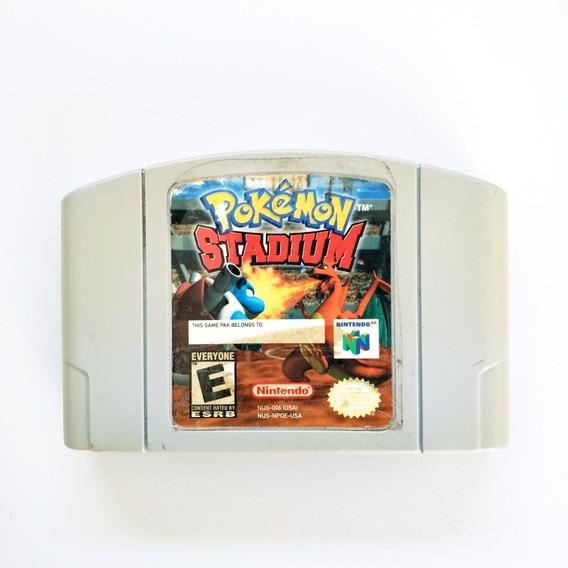 Pokemon Stadium Original N64