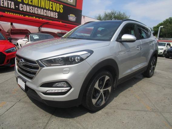 Hyundai Tucson Limited Tech Navi 2017