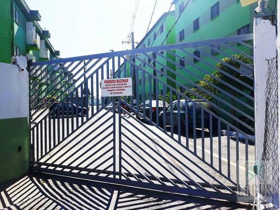 Apartamento Com 2 Dormitórios Em Frente Ao Madureira, 49 M² Por R$ 175.000 - Baeta Neves - São Bernardo Do Campo/sp - Ap0790