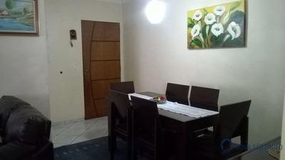 Condomínio Com Quadra, Salão De Festa, Churrasqueira E Ponto De Ônibus Na Porta. - Di4568