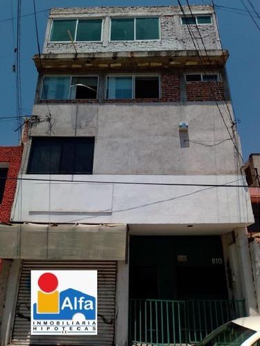 Oficina Comercial En Renta En Moderna, Irapuato, Guanajuato