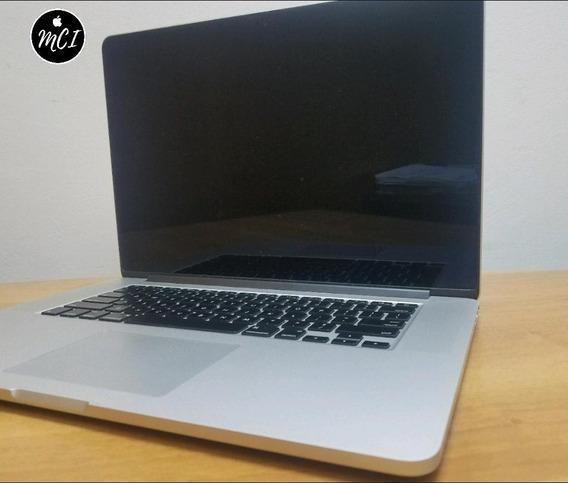 Macbook Pro 15 Retina 2013 Core I7 256ssd Tienda Fisica Mci