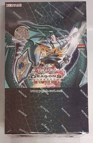 Yugioh! Yu-gi-oh! Dragons Of Legend The Complete Series Caja